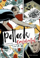 Cover image for Pollock confidential : a graphic novel