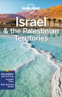 Cover image for Israel & the Palestinian Territories.