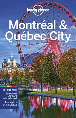 Cover image for Montréal & Québec City