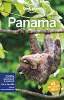 Cover image for Panama.