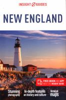 Cover image for New England.