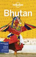 Cover image for Bhutan