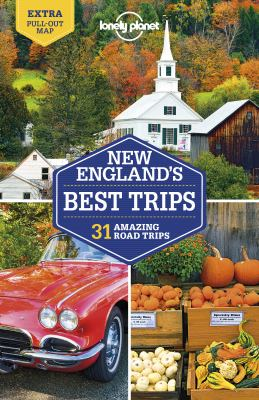 Cover image for New England's best trips : 31 amazing road trips