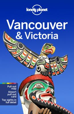 Cover image for Vancouver & Victoria.