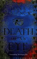 Cover image for Death of an eye