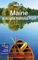 Cover image for Maine & Acadia National Park