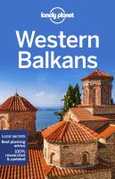 Cover image for Western Balkans