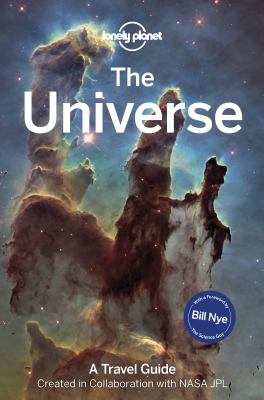 Cover image for The universe : a travel guide