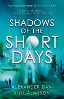Cover image for Shadows of the short days