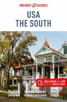 Cover image for USA the South.