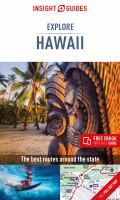 Cover image for Explore Hawaii.