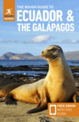 Cover image for The rough guide to Ecuador & the Galápagos