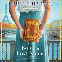 Cover image for The book of lost names