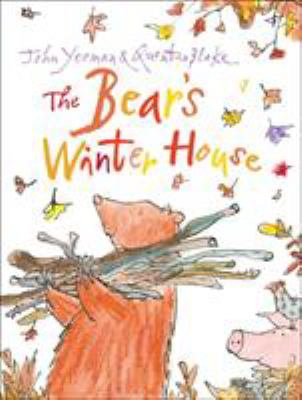 Cover image for The bear's winter house