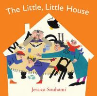 Cover image for The little, little house
