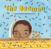 Cover image for The bee man