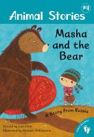 Cover image for Masha and the bear : a story from Russia