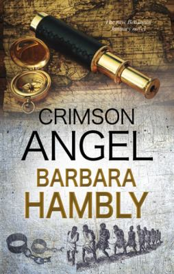 Cover image for Crimson angel