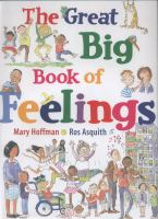Cover image for The great big book of feelings