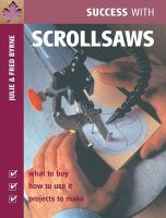 Cover image for Success with scrollsaws