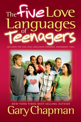 Cover image for The five love languages of teenagers