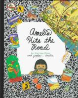 Cover image for Amelia hits the road