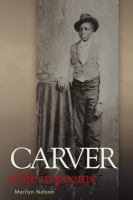 Cover image for Carver, a life in poems
