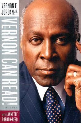 Cover image for Vernon can read! : a memoir