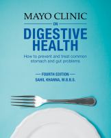 Cover image for Mayo clinic on digestive health