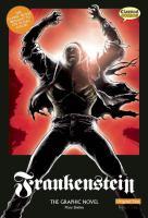 Cover image for Frankenstein : the graphic novel