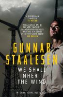 Cover image for We shall inherit the wind