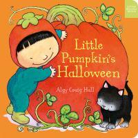 Cover image for Little Pumpkin's Halloween