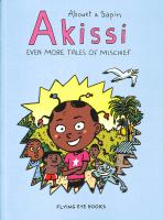 Cover image for Akissi : even more tales of mischief