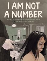 Cover image for I am not a number