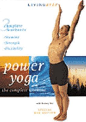 Cover image for Power yoga the complete workout.