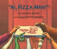"Cover image for ""Hi, Pizza Man!"""