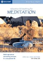 Cover image for Relaxation & breathing for meditation