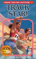 Cover image for Track star
