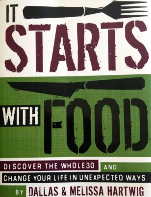 Cover image for It starts with food