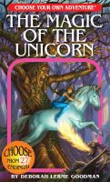 Cover image for The magic of the unicorn