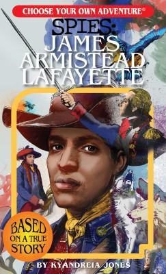 Cover image for Spies : James Armistead Lafayette
