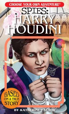 Cover image for Spies : Harry Houdini