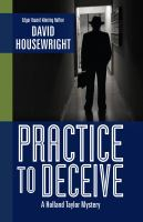 Cover image for Practice to deceive