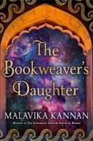 Cover image for The bookweaver's daughter