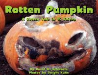 Cover image for Rotten pumpkin