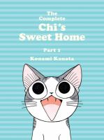 Cover image for The complete Chi's sweet home. Part 1