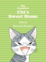 Cover image for The complete Chi's sweet home. Part 3