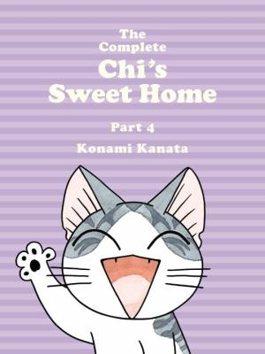 Cover image for The complete Chi's sweet home. Part 4