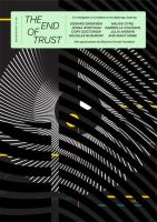 Cover image for The end of trust : McSweeney's 54