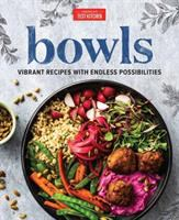 Cover image for Bowls : vibrant recipes with endless possibilities.